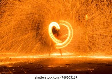 Fire Dance Thailand