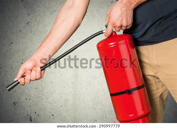 Fire Extinguisher, Safety, Training.
