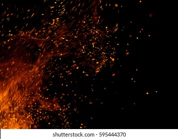Fire Background Images, Stock Photos & Vectors | Shutterstock