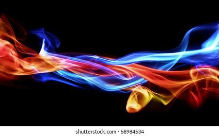 Fire & Ice design