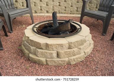 Fire Pit Backyard
