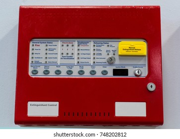 Fire protection and fire alarm equipment.
