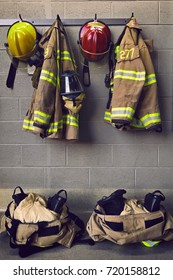 Fire protection gear