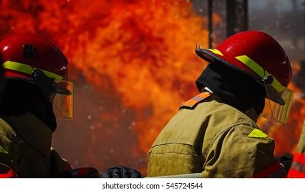 Fire School Training