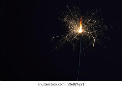 fire sparkle