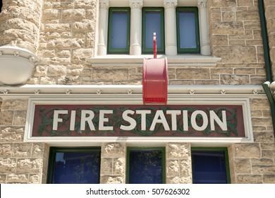 Fire Station - Perth - Australia