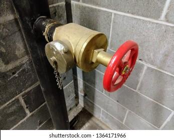 Fire Suppression System Standpipe