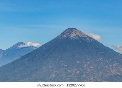 Fire Volcano Aguatemala