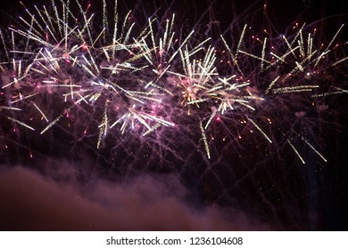 Fire works on 5th of November