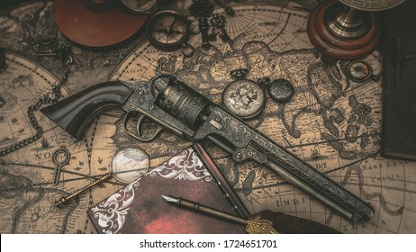 Firearm Gun And Vintage Collection