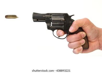 Fired Revolver