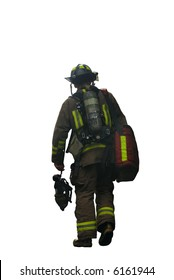 Firefighter Silhouette Images, Stock Photos & Vectors