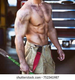Firefighter body