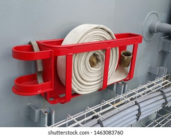 The firehose of the ship