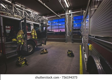 Firehouse between calls