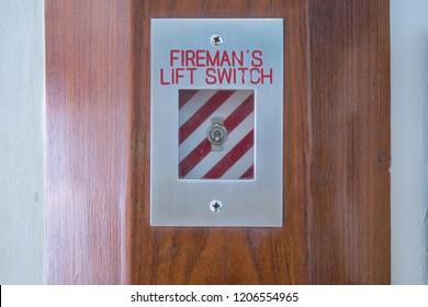 Fireman's Lift Switch