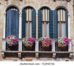 Firenze Balconies