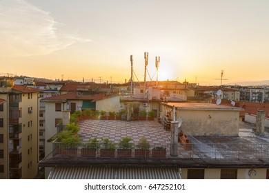 Firenze's rooftops 2
