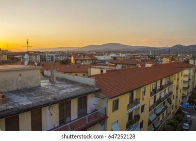 Firenze's rooftops 3