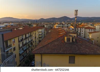 Firenze's rooftops 5