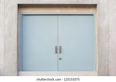 Fireproof or fire resistance door for security