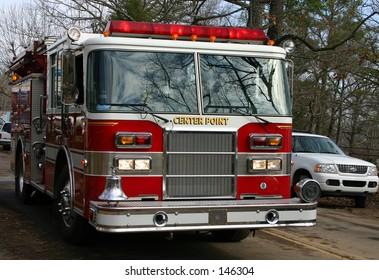 The firetruck