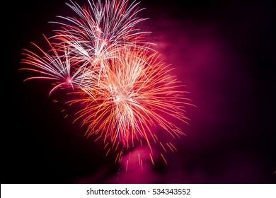 Fireworks fireworks