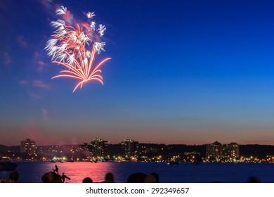 Fireworks aside