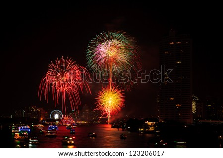 it happy new year thailand
