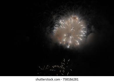 fireworks, costa blanca - Spain