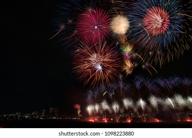fireworks displays in Japan