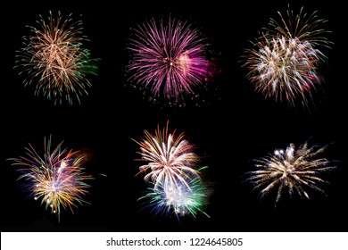 Fireworks for events and celebrations