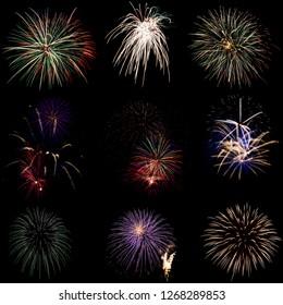 Fuego Artificial Imagenes Fotos Y Vectores De Stock Shutterstock