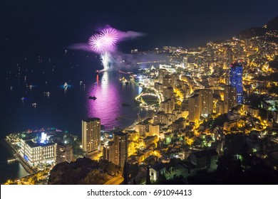 Fireworks Monaco