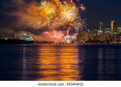 fireworks at sea inlet