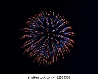Fireworks Waikiki
