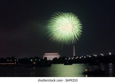 Fireworks, Washington DC