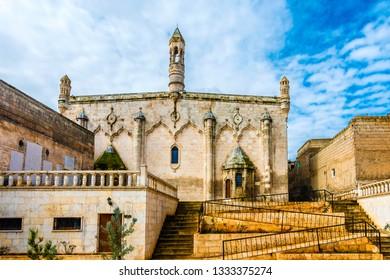 Firfirli Mosque in Sanliurfa City of Turkey