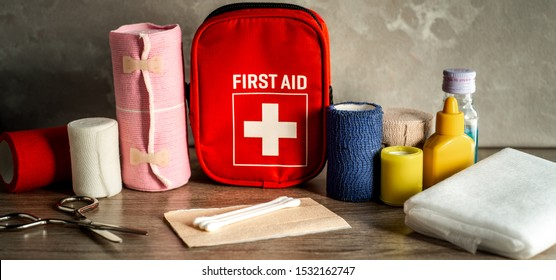 First aid kit bag Accessories