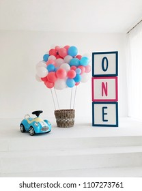 First birthday decor
