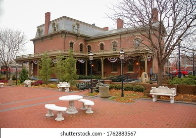 First Ladies National Historic Site