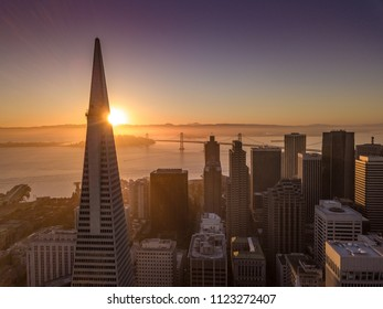 First Light in San Francisco