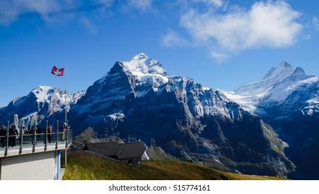 First Mt. above Grindelwald, Switzerland