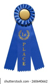 First Place Ribbon Award