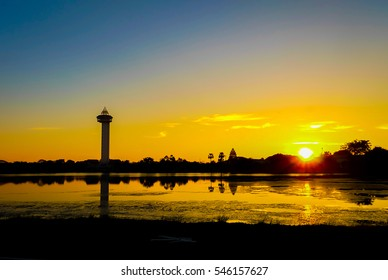 First sunrise on Newyaer 2017