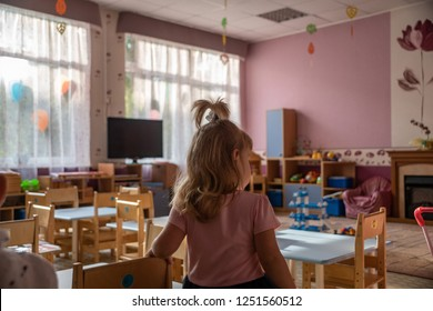 First time income to the kindergarden