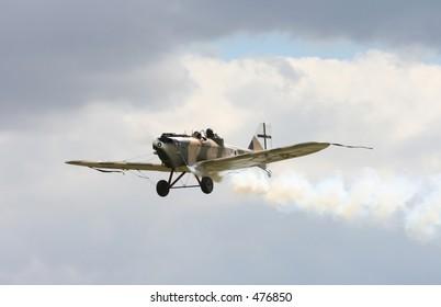 First world war aircraft