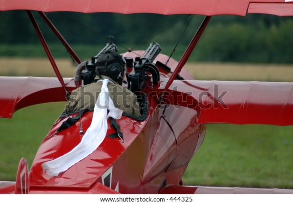 first world war fighter, Red Baron