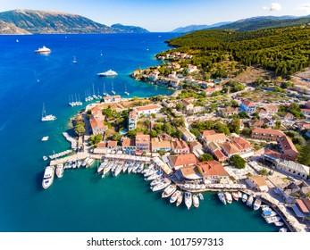 Fiscardo Cephalonia yachting bay (Fiskardo)