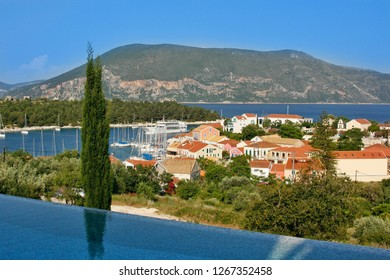 Fiscardo village on of the beutyful vaillges of Kefalonia